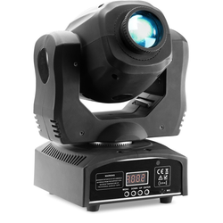 Gobo Moving-Head mit 60-Watt COB LED, 7 Farben, 7 Gobos