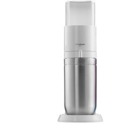 SodaStream DUO Wassersprudler weiß - titan Trinkwasser-Sprudler