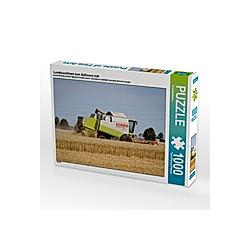 Landmaschinen zum Anfassen nah (Puzzle)