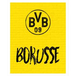 Poster »BVB Borusse«, Bilder, 13647110-0 gelb 60x80 cm gelb