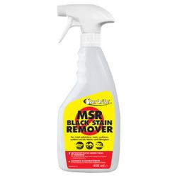 Star brite MSR Black Stain Remover Schimmelentferner, Fleckenentferner gegen schwarze Schimmelflecken, 650 ml - Flasche
