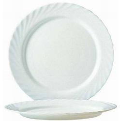 Platzteller, 31 cm Form Trianon uni weiß - ARCOPAL