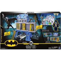 Batman-3-in-1-Batcave-Spielset