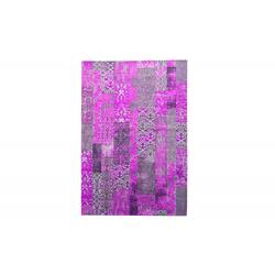 Teppich MARAKESCH purple (BL 80x250 cm)