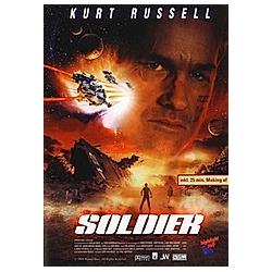 Soldier - DVD  Filme