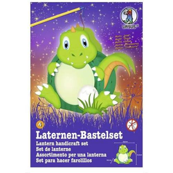 Laternen-Bastelset Easy Line 04 'Dino'