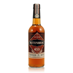 Rittenhouse Straight Rye Whisky 0,7L (50% Vol.) mit Gravur