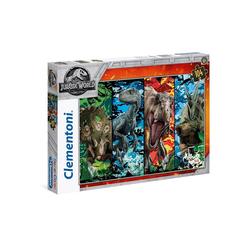 Clementoni® Puzzle Clementoni - Jurassic World, 104 Teile Puzzle, 104 Puzzleteile