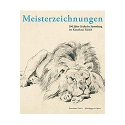 Meisterzeichnungen - Buch