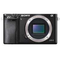 Sony Alpha 6000 schwarz + 16-50mm PZ OSS + 55-210mm OSS