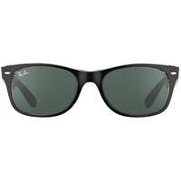 6052 55-18 matte black/trasparent/green classic