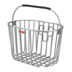 KlickFix Fahrradkorb Alumino Korb