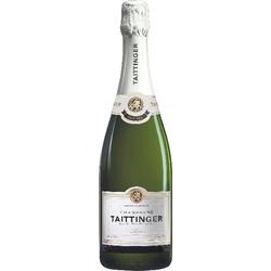 Champagne Demi Sec 40% Chardonnay, 30% Pinot Noir, 30% Pinot Meunier uChampagne Taittingeru