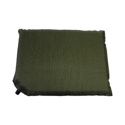 BigDean Thermositzkissen Militär Oliv Grün selbstaufblasend wetterfest Sitzkissen Camping Nässe Kälte Hitze Schutz Kissen