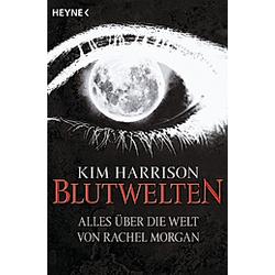 Blutwelten. Kim Harrison  - Buch