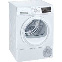 Siemens iQ500 WT47R440 Wärmepumpentrockner - Weiß