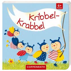 Fingerpuppen-Handschuh: Kribbel Krabbe