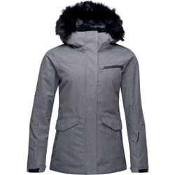 Rossignol - W Parka Heather Jkt Heather Grey - Skijacken - Größe: XS