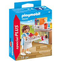 Playmobil Special Plus Slush-Ice Verkäufer 70251
