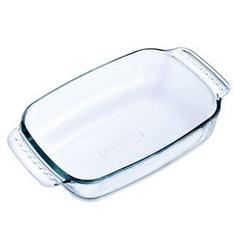 Pyrex Bräter-Auflaufform, rechteckig, 1,4 L