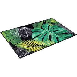 Teppich Neoflora, wash+dry by Kleen-Tex, rechteckig, Höhe 7 mm, waschbar