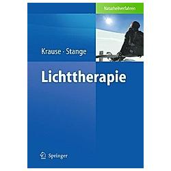 Lichttherapie - Buch