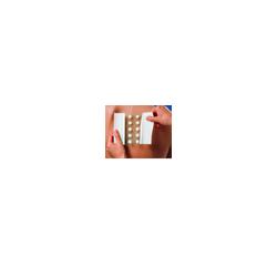 CURATEST F Folien Testpflaster 7,5x12,5 cm 50 St