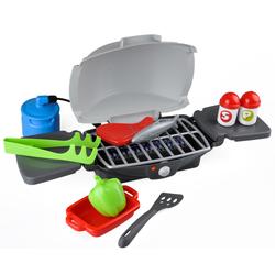 Kinder Grillset - Kindergrill - BBQ Gasgrill - Spielzeuggrill Spielgrill Kinderküche