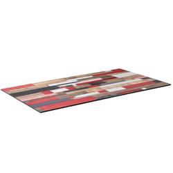 Tischplatte 120X69 bunt Compact Dünn Outdoor Hotel wetterfest Esstisch Bistrotisch Terrassentisch