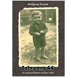 Jahrgang 44. Wolfgang Petzold  - Buch