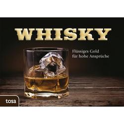 Whisky als Buch von