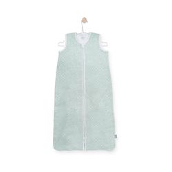 Jollein Babyschlafsack Sommer-Schlafsack Jersey, Snake, 90 cm, rosa grün 70
