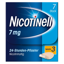 NICOTINELL 7 mg/24-Stunden-Pflaster 17,5mg 7 St