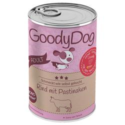 (6,23 EUR/kg) GoodyDog Adult Rind mit Pastinaken 400 g
