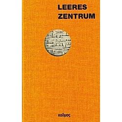 Leeres Zentrum - Buch