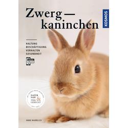 Zwergkaninchen als Buch von Anne Warrlich