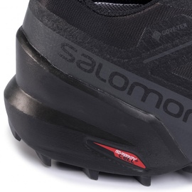 Salomon Speedcross 5 GTX M black/black/phantom 43 1/3