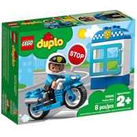 Lego Duplo Polizeimotorrad (10900)