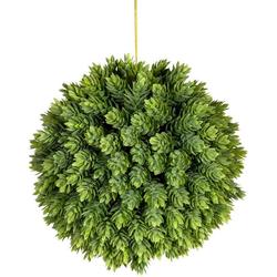 Künstliche Zimmerpflanze Hopfenkugel Hopfen, Creativ green