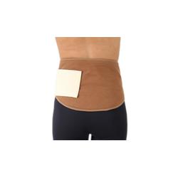 Primo Line Bauchweggürtel Wollgürtel Kamel aus 100% feiner Naturwolle - therapeutischer Gürtel gegen Rückenschmerzen mit wärmender Wirkung…
