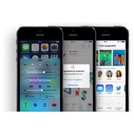 Apple iPhone 5s 16GB Space Grau