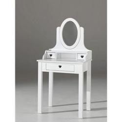 Vipack Schminktisch Amori mit Spiegelaufsatz