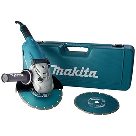 Makita GA9020RFK3 inkl. 2 Diamanttrennscheiben