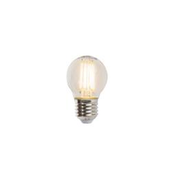 3er Set E27 dimmbare LED Kugellampen P45 Kugellampe 5W 470lm
