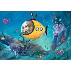 Poster Unterwasserwelt, 87/59 cm