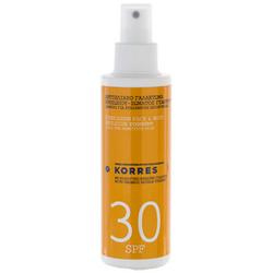 Korres Sunscreen Face & Body Emulsion Yogurt SPF30 150ml