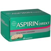 BAYER ASPIRIN Direkt Kautabletten