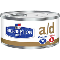 Hill's Prescription Diet Canine & Feline a/d