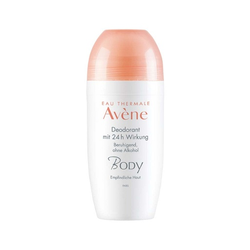 AVENE Body Deodorant mit 24h Wirkung 50 ml