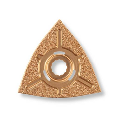 Fein 63731005010 Hartmetall-Raspel, Dreiecksform 1St.